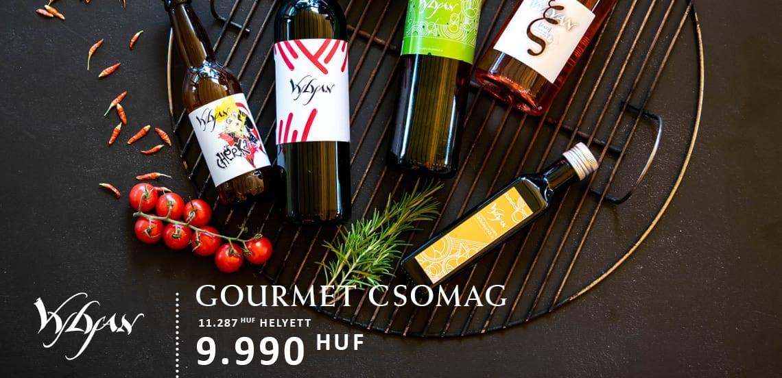 Vylyan Gourmet csomag