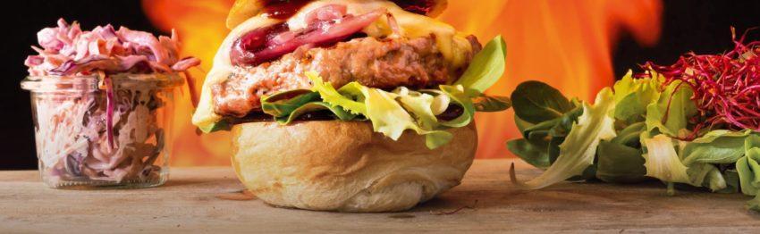Burger napok 2019 a Vylyan Teraszon