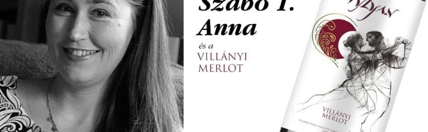 Szabó T. Anna és Vylyan Villányi Merlot