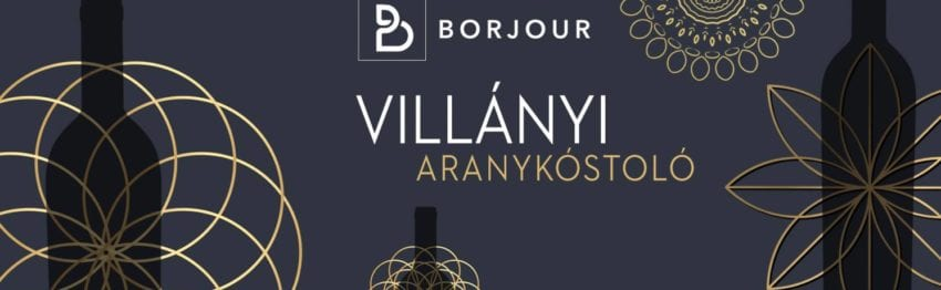 II. Arany Villányi Borkóstoló